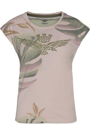 Aeronautica Militare Tee-shirt , Mujer, Talla: M
