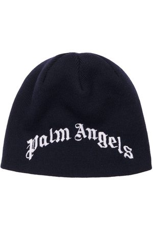 Palm Angels | Niño Gorro Beanie De Lana Con Logo I