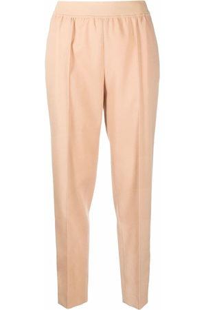 Jil Sander Mujer Pantalones y Leggings - Pantalones ajustados con cintura elástica