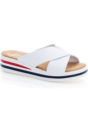 Rieker Casual Flat Slippers , Mujer, Talla: 40