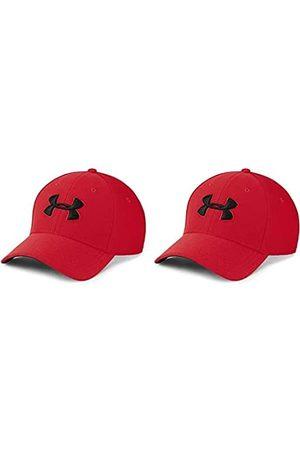 Under Armour UnderArmourMen'sBlitzing3.0CapGorraHombreRojo(Red/Red/Black)L/XL+Men'sBlitzing3.0CapGorraHombreRojo(Red/Red/Black)M/L