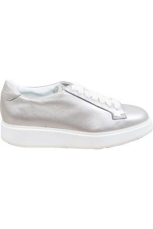 Santoni Sneaker platform in nappa , Mujer, Talla: 35