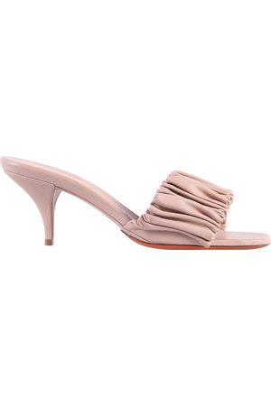 Santoni Fuxia sandals , Mujer, Talla: 38