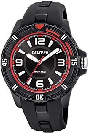 Calypso Reloj Analógico para Unisex Adultos de Cuarzo con Correa en Plástico K5759/5