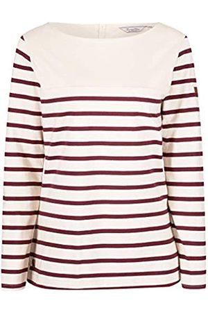 Regatta Faizah Coolweave - Camiseta de algodón para Mujer, Mujer