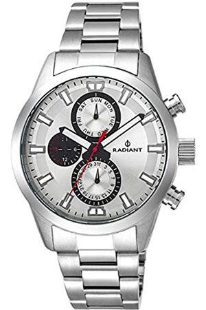 Radiant Reloj analógico para Hombre de . Colección Guardian. Reloj con Brazalete y Esfera en Plata. 10ATM. 44mm. Referencia RA479703.