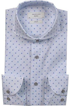 Profuomo Slim fit shirt , unisex, Talla: 40