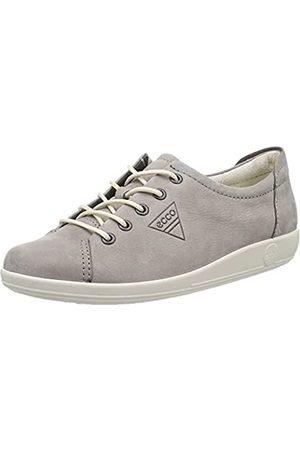 ECCO Soft 2.0, Zapatillas Mujer, (2375 Warm Grey)