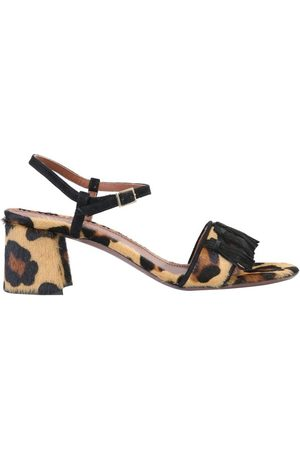 L'Autre Chose Sandals With Animal Print , Mujer, Talla: 39