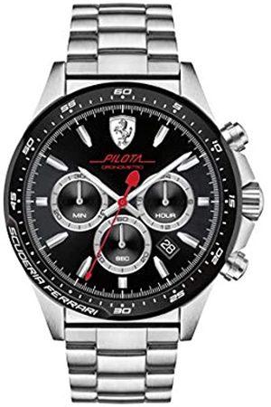 Scuderia Ferrari Ferrari 0830393 Pilota Cronometro - Reloj de pulsera con diseño de la escudería Ferrari