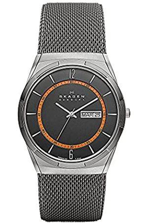 Skagen Reloj Analogico para Hombre de Cuarzo con Correa en Acero Inoxidable SKW6007