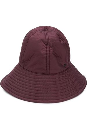 Maison Michel Julianne Hat 2 20Pf Thick Nylon , Mujer, Talla: M