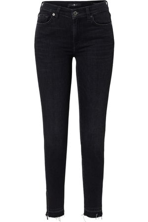 7 For All Mankind Jeans The Skinny Slim Illusion , Mujer, Talla: W30