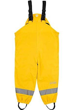 Sterntaler Regenträgerhose gefüttert Pantalones de Lluvia