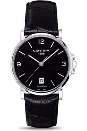 Certina C017.410.16.057.00 - Reloj de Pulsera Hombre, Piel