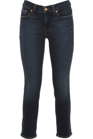 7 For All Mankind Roxanne Ankle , Mujer, Talla: W27