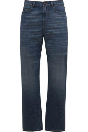 Saint Laurent | Hombre Jeans Rectos Authentic De Denim 33