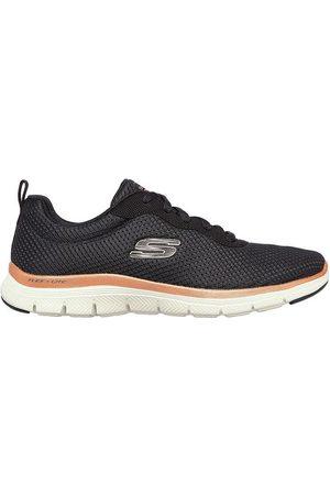 Skechers Zapatilla Sneakers Flex Appeal 4.0 , Mujer, Talla: 36