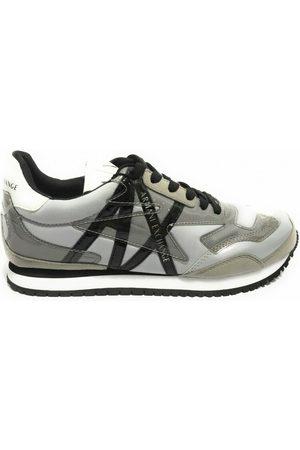 Armani Exchange Scarpe sneaker nylon/ ecopelle Ds 21Ax 04 Xdx 052 , Mujer, Talla: 38