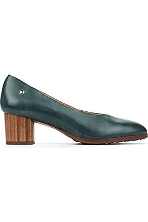 Pikolinos Mujer Tacón - Zapato Tacón de Piel CALAFAT W1Z