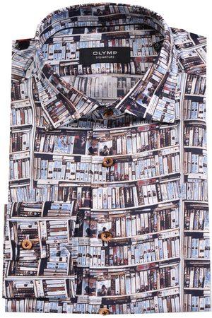 Olymp Shirt , unisex, Talla: 45