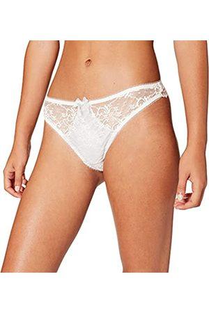 Aubade Tanga para Mujer - modelo: Courbes Divines Blanco Talla EU: 42 (Talla FR: 4)