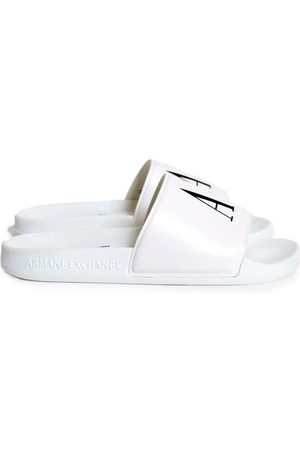 Armani Exchange Slippers , Mujer, Talla: 38