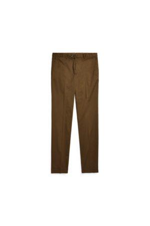 Ralph Lauren Pantalón elástico de sarga Slim Fit