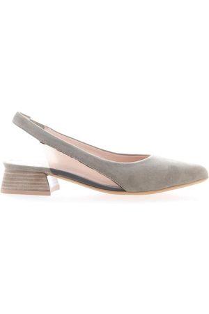 Hispanitas Peep Heel Shoes , Mujer, Talla: 39