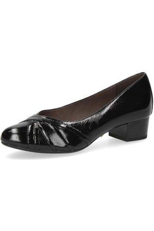 Caprice Elegant Closed Flats Black , Mujer, Talla: 40