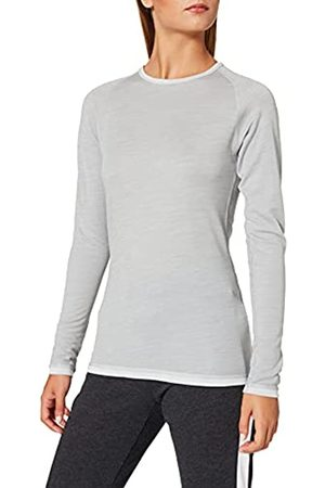 Schöffel Camiseta Deportiva de Manga Larga para Mujer (Merino), Mujer, Camiseta de Manga Larga para Mujer, 11341, ópalo