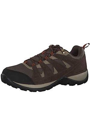 Columbia Redmond V2, Zapatos de Senderismo Impermeables Hombre, (Mud, Dark Adobe)