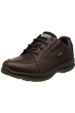 Grisport Hombre Trekking - Ayr, Zapatos de Low Rise Senderismo para Hombre, (Brown)