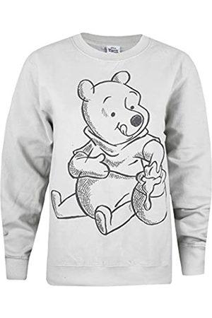 Disney Winnie The Pooh Sketch Crew Sweat Sudadera