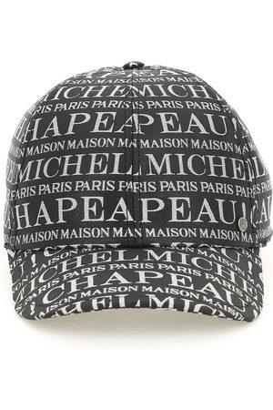 Maison Michel Tiger monogram baseball hat , Mujer, Talla: M