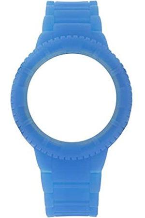 Watx Correa de Silicona de . Modelo Original Glow/Blue / 43mm. Referencia COWA1029.