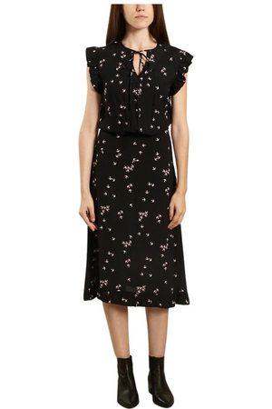 By Malene Birger Spaine swallow print dress , Mujer, Talla: M - 38
