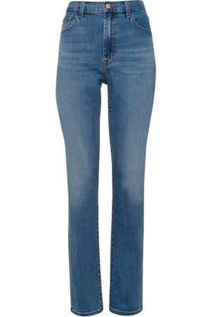 J Brand Teagan High Rise Straight Uncharted Jeans , Mujer, Talla: W28