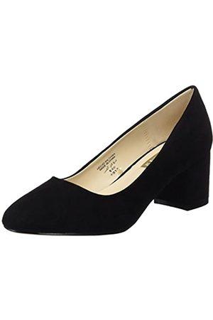 Springfield 5.G.Bailarina, Zapatos de tacón con Punta Cerrada Mujer, (Black)