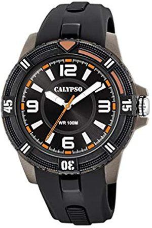 Calypso Reloj Analógico para Unisex Adultos de Cuarzo con Correa en Plástico K5759/6