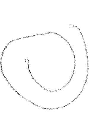 TI SENTO 3525SI-70 Collar de plata de acero inoxidable para mujer