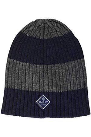 GANT D1. Barstripe Knitted Beanie Orejeras Talla única para Hombre