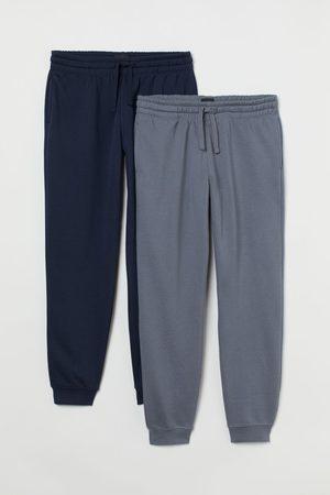 H&M Pack de 2 Joggers Regular Fit