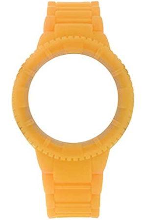 Watx Correa de Silicona de . Modelo Original Glow/Orange / 43mm. Referencia COWA1031.