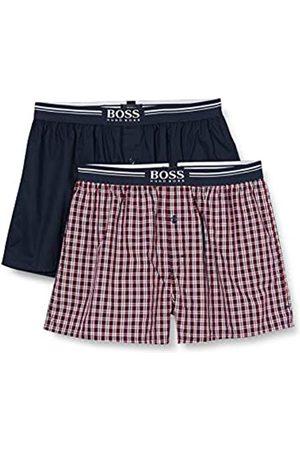 HUGO BOSS 2p Boxer Shorts EW Pantalón de Pijama