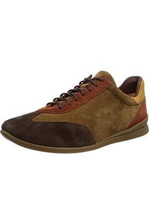 Think! SPUAT_3-000489 nachhaltige, Wechselfußbett, Zapatos con Cordones. Mujer