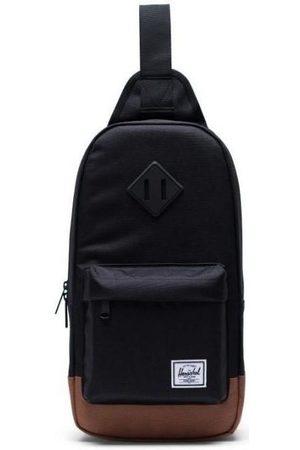 Herschel Mochila Heritage Shoulder Backpack Black para hombre