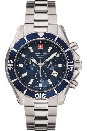 Swiss Alpine Military Reloj analógico 7040.9135, Quartz, 46mm, 10ATM para hombre