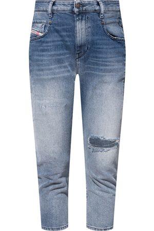 Diesel Mujer Baggy & boyfriend - D-Faya boyfriend jeans , Mujer, Talla: W27 L30