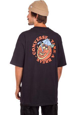Converse Hombre Manga corta - Orange Juice T-Shirt
